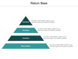Return Base Ppt Powerpoint Presentation Portfolio Elements Cpb