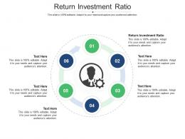 Return Investment Ratio Ppt Powerpoint Presentation Inspiration Clipart Cpb