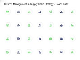 Returns Management In Supply Chain Strategy Icons Slide Ppt Powerpoint Presentation Good