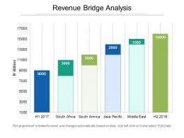 Revenue Bridge Analysis