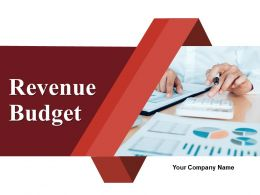 Revenue Budget Powerpoint Presentation Slides