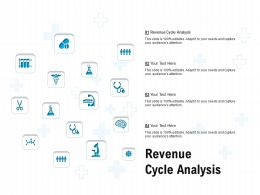 Revenue Cycle Analysis Ppt Powerpoint Presentation Portfolio Professional