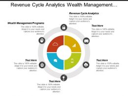 Revenue Cycle Analytics Wealth Management Programs B2b Targeting Cpb