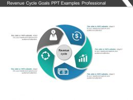 Revenue Cycle Goals Ppt Examples Professional