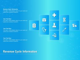 Revenue Cycle Information Ppt Powerpoint Presentation Summary Sample