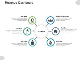 Revenue Dashboard Ppt Powerpoint Presentation Summary Background Image Cpb