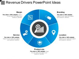 Revenue Drivers Powerpoint Ideas