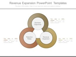Revenue Expansion Powerpoint Templates