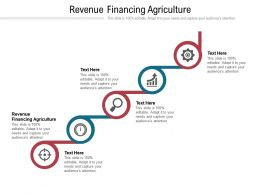 Revenue Financing Agriculture Ppt Powerpoint Presentation Professional Model Cpb