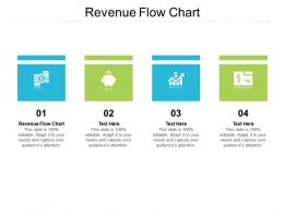 Revenue Flow Chart Ppt Powerpoint Presentation Gallery Slide Cpb
