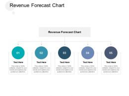 Revenue Forecast Chart Ppt Powerpoint Presentation Outline Infographics Cpb