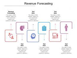 Revenue Forecasting Ppt Powerpoint Presentation Summary Icon Cpb