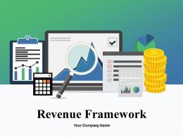 Revenue Framework Powerpoint Presentation Slides