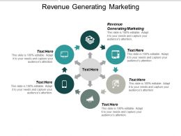Revenue Generating Marketing Ppt Powerpoint Presentation Infographic Template Deck Cpb