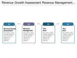 Revenue Growth Assessment Revenue Management Technical Talent Development Cpb