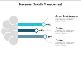 Revenue Growth Management Ppt Powerpoint Presentation Layouts Templates Cpb