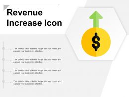 Revenue Increase Icon