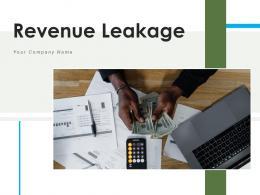 Revenue Leakage Business Information Measure Assurance Process Management
