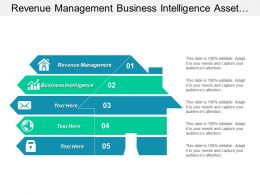 Revenue Management Business Intelligence Asset Management Marketing Strategies Cpb
