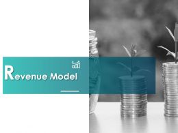 Revenue Model Ppt Powerpoint Presentation File Outline