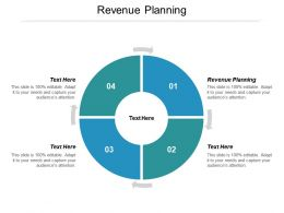 Revenue Planning Ppt Powerpoint Presentation Ideas Professional Cpb
