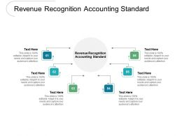 Revenue Recognition Accounting Standard Ppt Powerpoint Presentation Professional Example Cpb