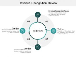 Revenue Recognition Review Ppt Powerpoint Presentation Show Guidelines Cpb