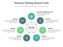 Revenue Sharing Mutual Funds Ppt Powerpoint Presentation Ideas Outfit Cpb