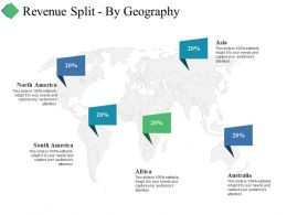 revenue_split_by_geography_ppt_summary_examples_Slide01