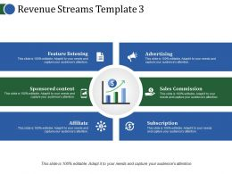 Revenue Streams Template 2 Powerpoint Themes