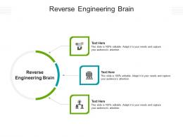 Reverse Engineering Brain Ppt Powerpoint Presentation Icon Design Ideas Cpb