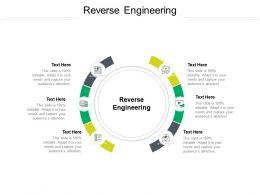 Reverse Engineering Ppt Powerpoint Presentation Gallery Slide Cpb