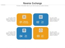 Reverse Exchange Ppt Powerpoint Presentation Infographic Template Layouts Cpb