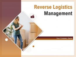 Reverse Logistics Management Powerpoint Presentation Slides