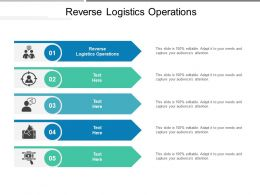Reverse Logistics Operations Ppt Presentation File Designs Download Cpb