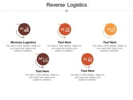 Reverse Logistics Ppt Powerpoint Presentation Gallery Design Inspiration Cpb