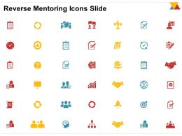 Reverse Mentoring Icons Slide L1241 Ppt Powerpoint Presentation Show