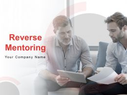 Reverse Mentoring Planning Ideas Creative Education Mentoring Programme