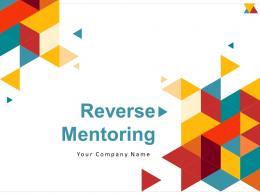 Reverse Mentoring Powerpoint Presentation Slides