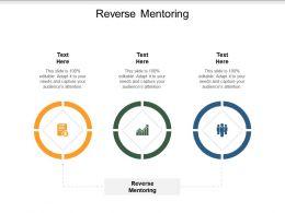 Reverse Mentoring Ppt Powerpoint Presentation Portfolio Format Ideas Cpb