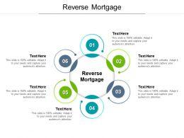 Reverse Mortgage Ppt Powerpoint Presentation Portfolio Master Slide Cpb