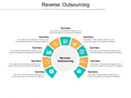 Reverse Outsourcing Ppt Powerpoint Presentation Ideas Icons Cpb