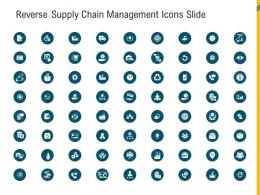 Reverse Supply Chain Management Icons Slide Reverse Supply Chain Management Ppt Pictures