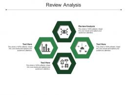 Review Analysis Ppt Powerpoint Presentation Inspiration Skills Cpb