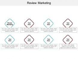 Review Marketing Ppt Powerpoint Presentation Infographic Template Tips Cpb