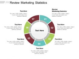 Review Marketing Statistics Ppt Powerpoint Presentation Infographic Template Professional Cpb