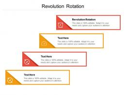 Revolution Rotation Ppt Powerpoint Presentation Styles Clipart Images Cpb