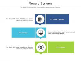 Reward Systems Ppt Powerpoint Presentation Summary Designs Download Cpb