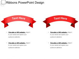 Ribbons Powerpoint Design
