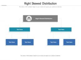 Right Skewed Distribution Ppt Powerpoint Presentation Gallery Show Cpb